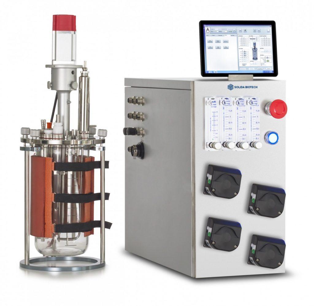 Compact Bioreactor