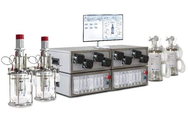 Quad Bioreactors