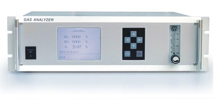SOLIDA BIOTECH Gas Analizer O2-CO2