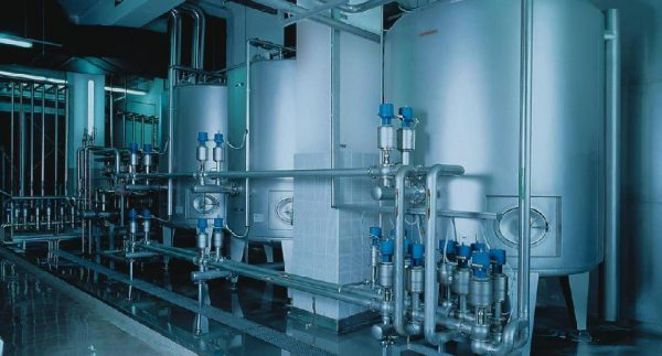 Clean-in-Place (CIP) and Sterilize-in-Place (SIP) systems